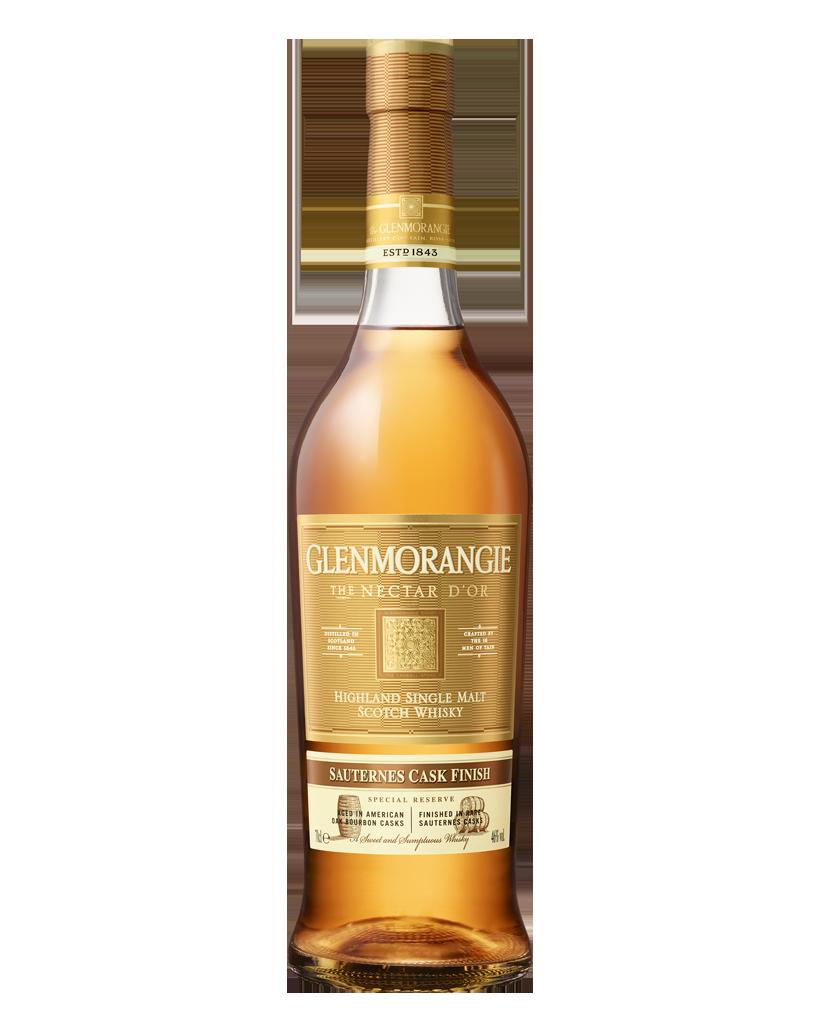 Glenmorangie Nectar D'Or Bottle shot
