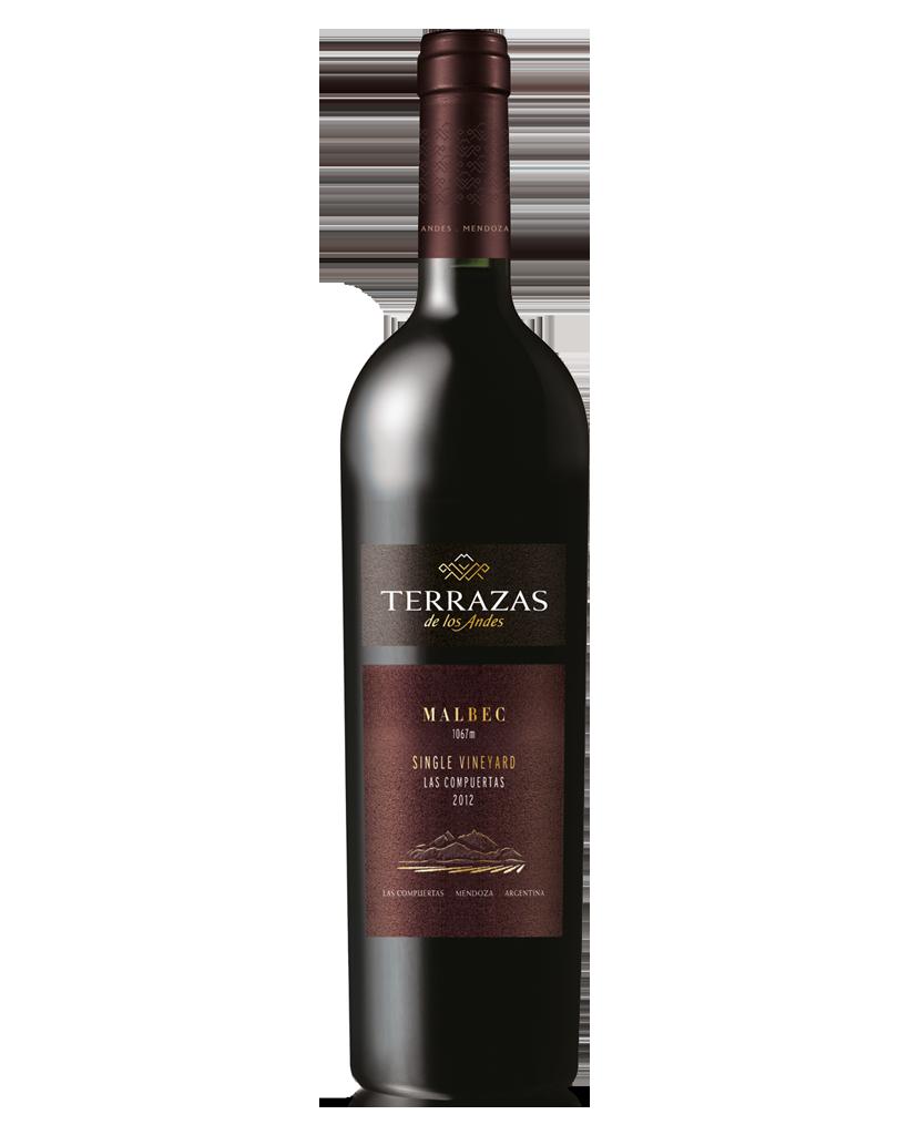 Single Vineyard Bottleshot