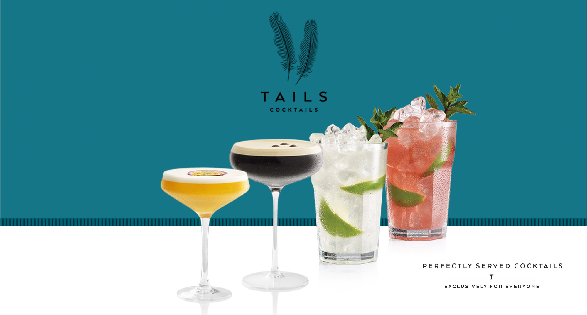 Tails Homepage